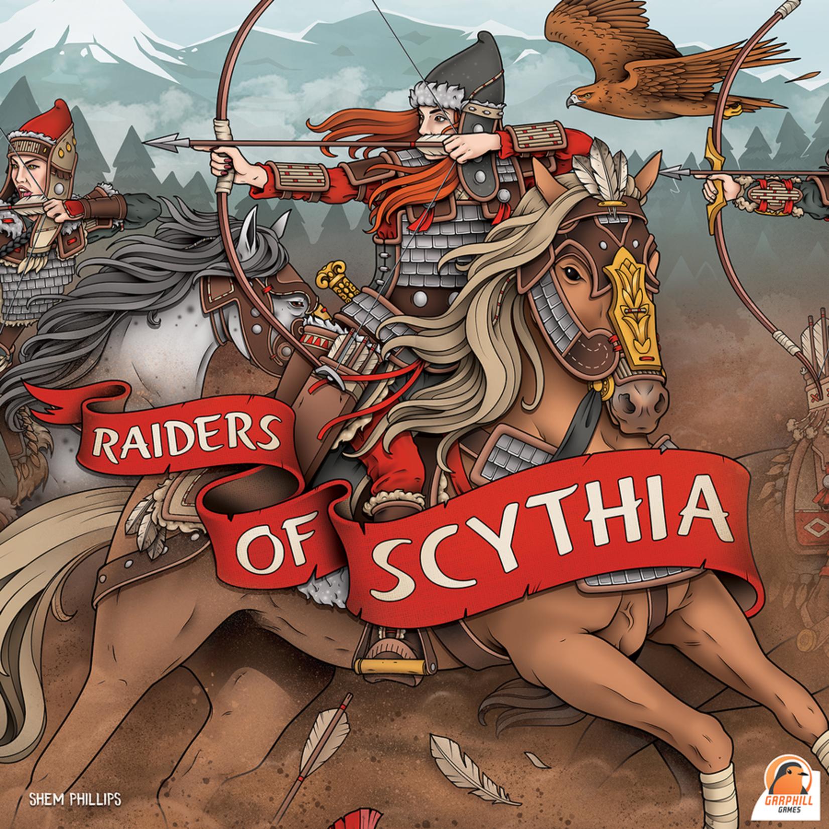 Renegade Game Studios Raiders of Scythia