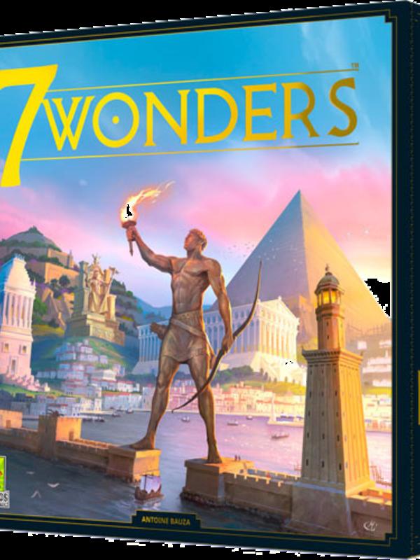 Asmodee 7 Wonders New Ed.