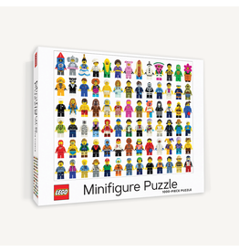 Chronicle Books LEGO Mini Fig 1000pc