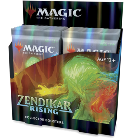 Wizards of the Coast MTG: Zendikar Rising Coll Bstr (Box)