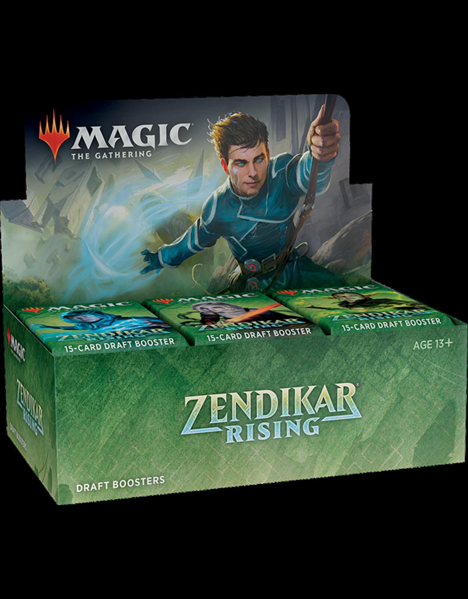 MTG: Zendikar Rising Draft Bstr (Box)