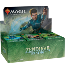 MTG: Zendikar Rising Draft Bstr (Box)