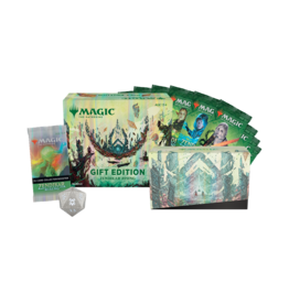 Wizards of the Coast MTG: Zendikar Rising Gift Bundle