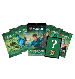 Wizards of the Coast MTG: Zendikar Rising PreRelease Kit