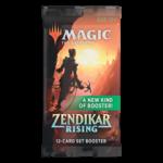 Wizards of the Coast MTG: Zendikar Rising Set Bstr