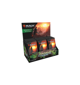 Wizards of the Coast MTG: Zendikar Rising Set Bstr (Box)