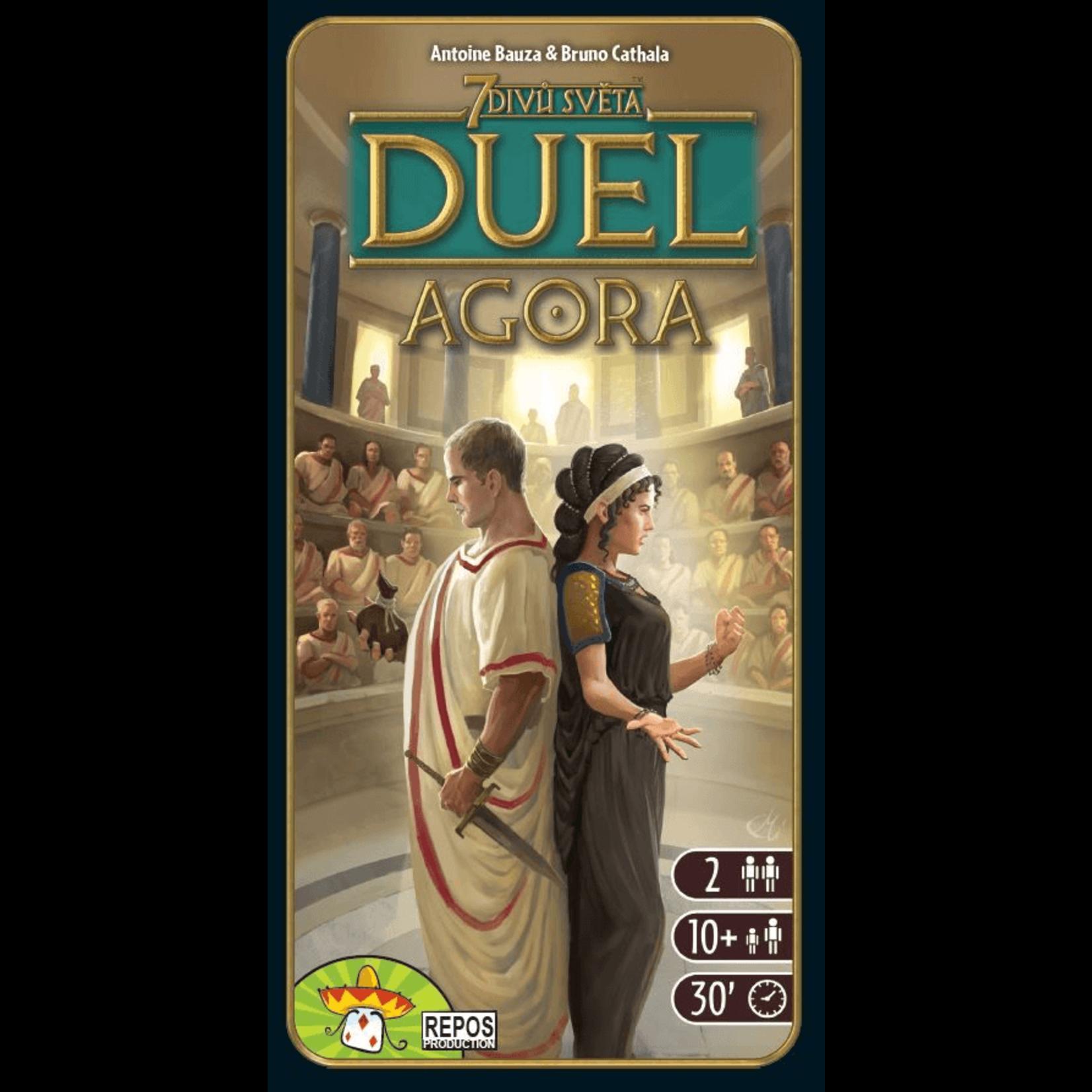 Asmodee 7 Wonders Duel: Agora