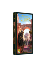 Asmodee 7 Wonders: Cities (New Edition)