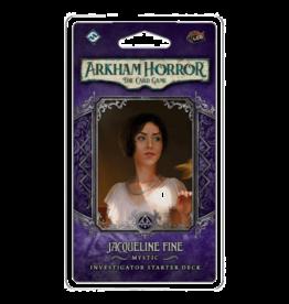 Fantasy Flight Games Arkham LCG: Jacqueline Fine Investigator