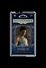 Fantasy Flight Games Arkham LCG: Nathaniel Cho Investigator