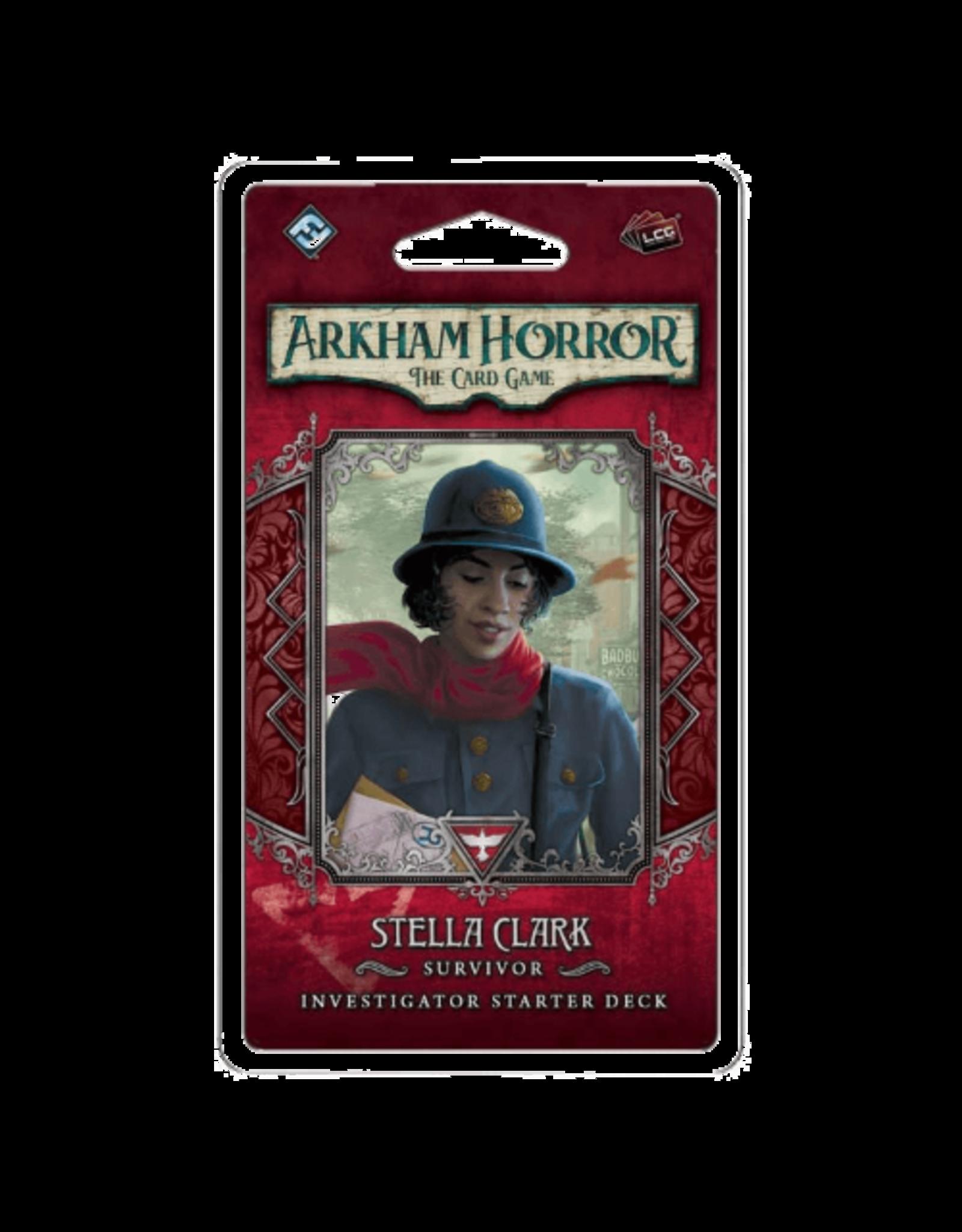 Fantasy Flight Games Arkham LCG: Stella Clark Investigator