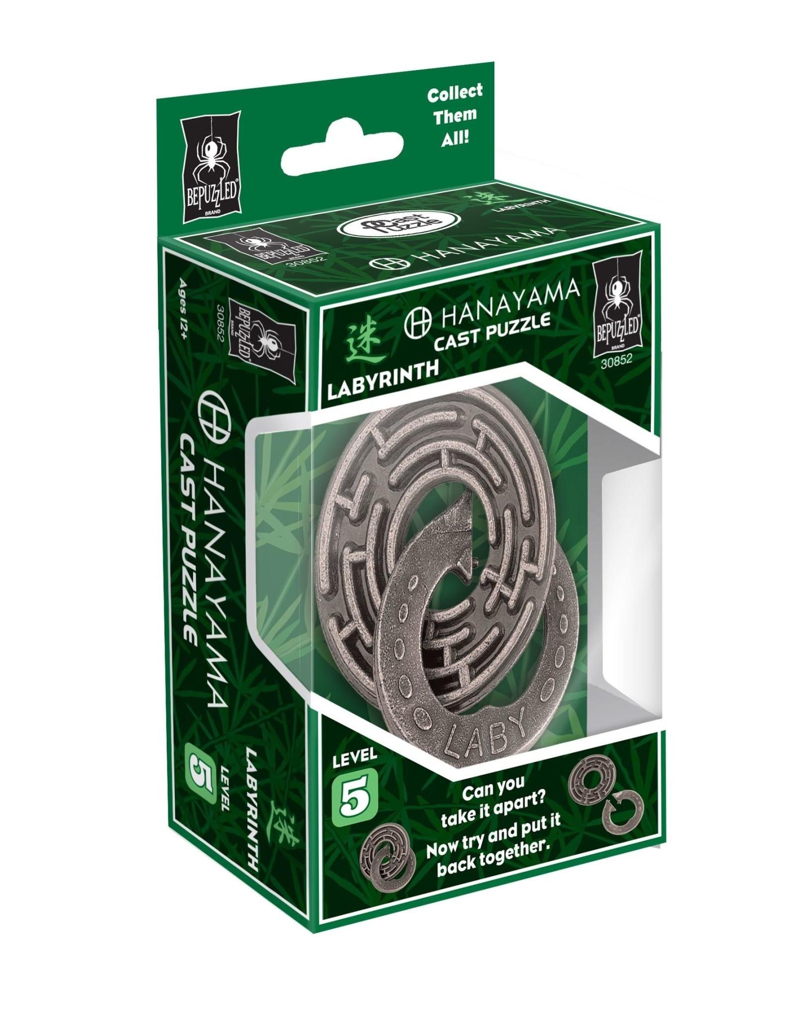 Hanayama Lvl 5 Labyrinth