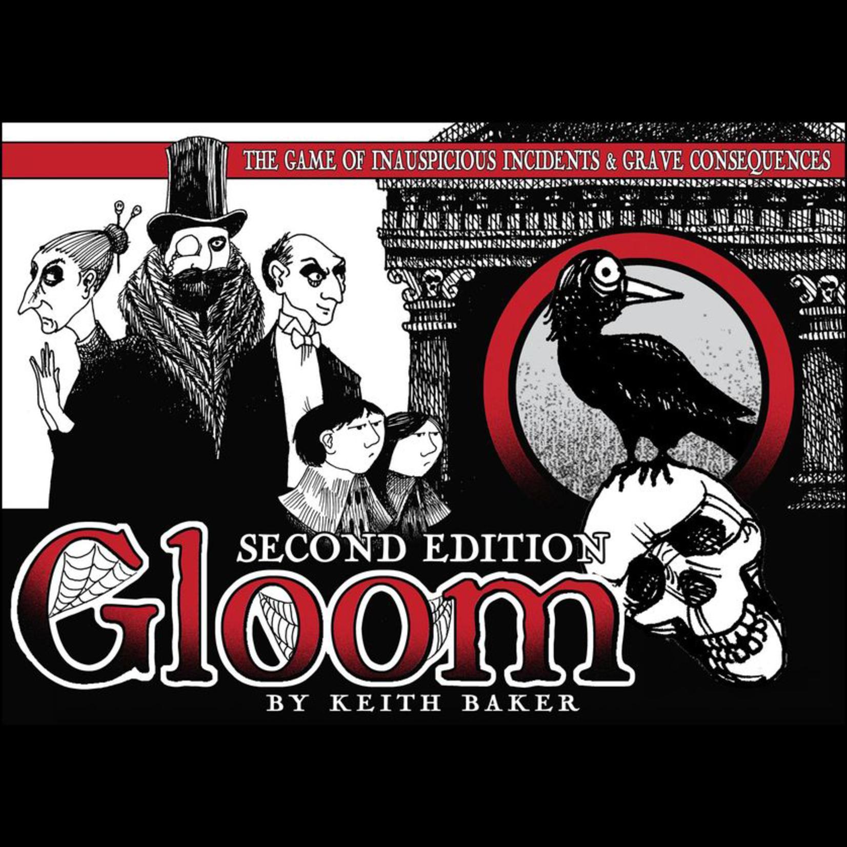 Atlas Games Gloom 2nd Ed