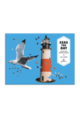 Galison Seas the Day 2x 450pc