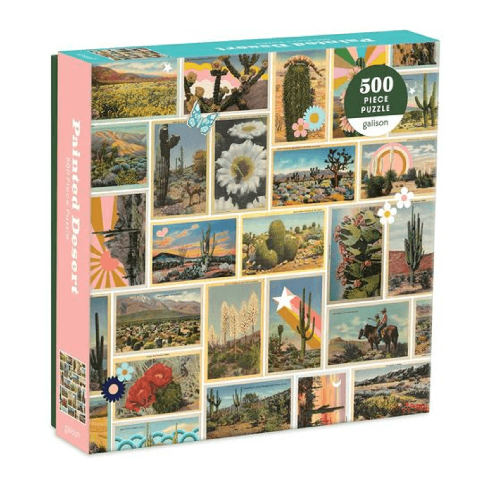 Galison Painted Desert 500pc