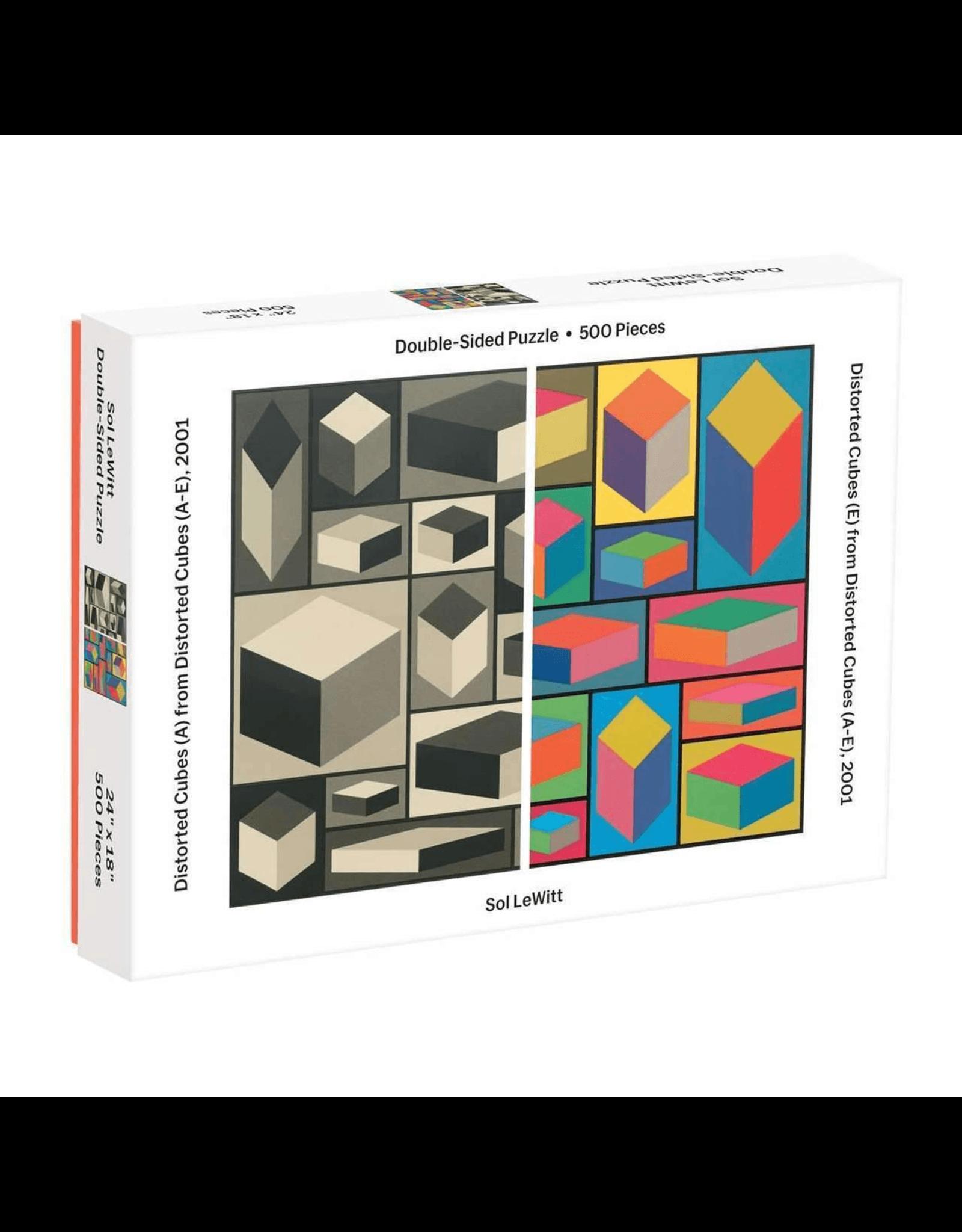 Galison MOMA: Sol Lewitt 500pc