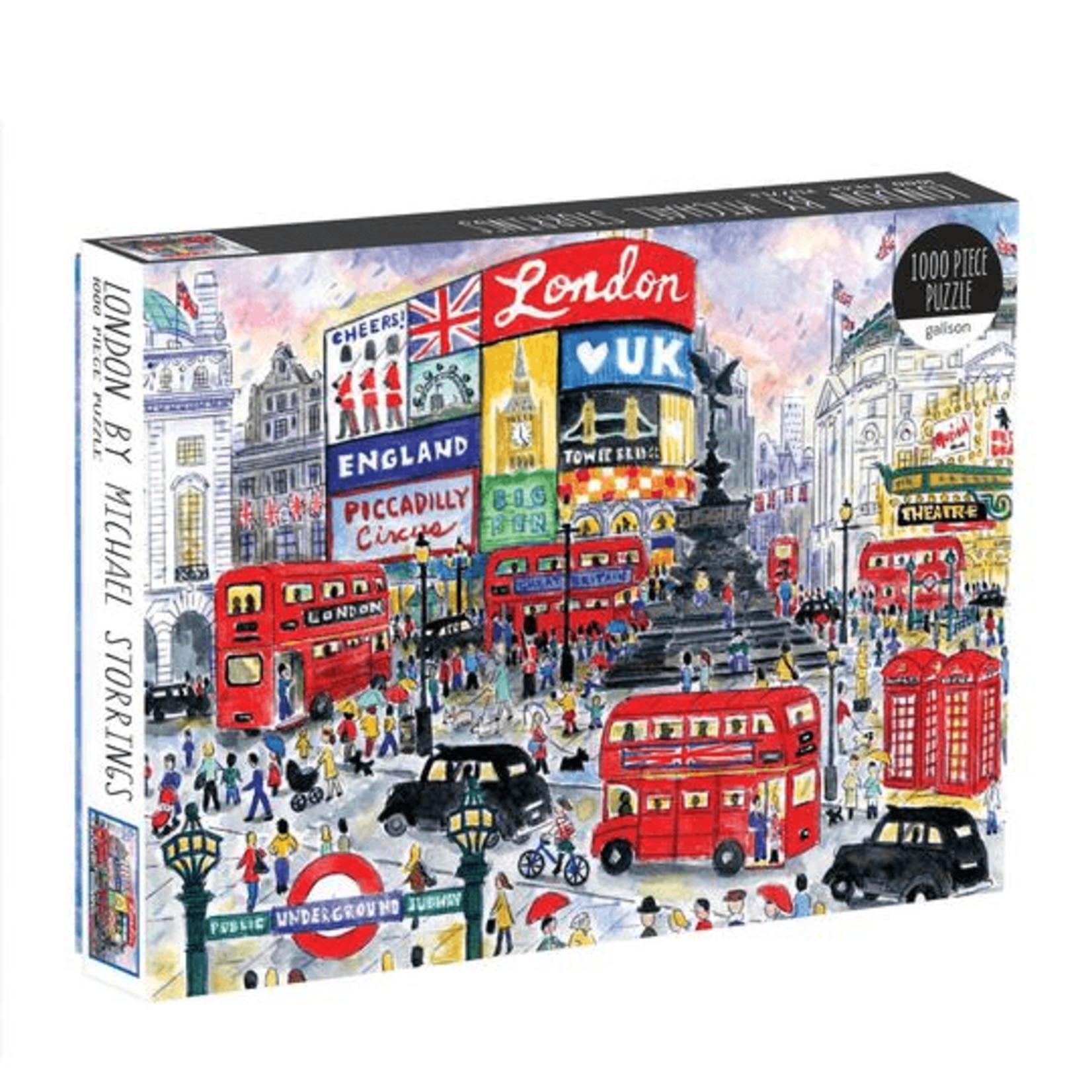 Galison London by M. Storrings 1000pc