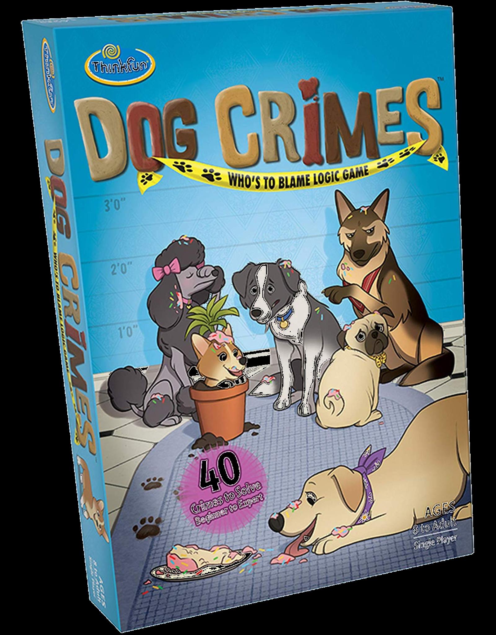 ThinkFun Dog Crimes