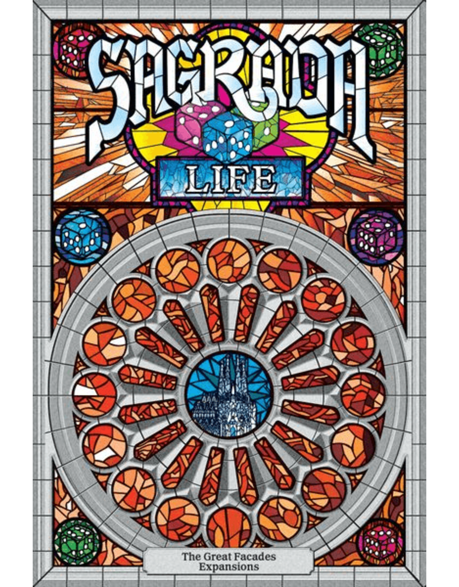 Floodgate Games Sagrada: Life Exp