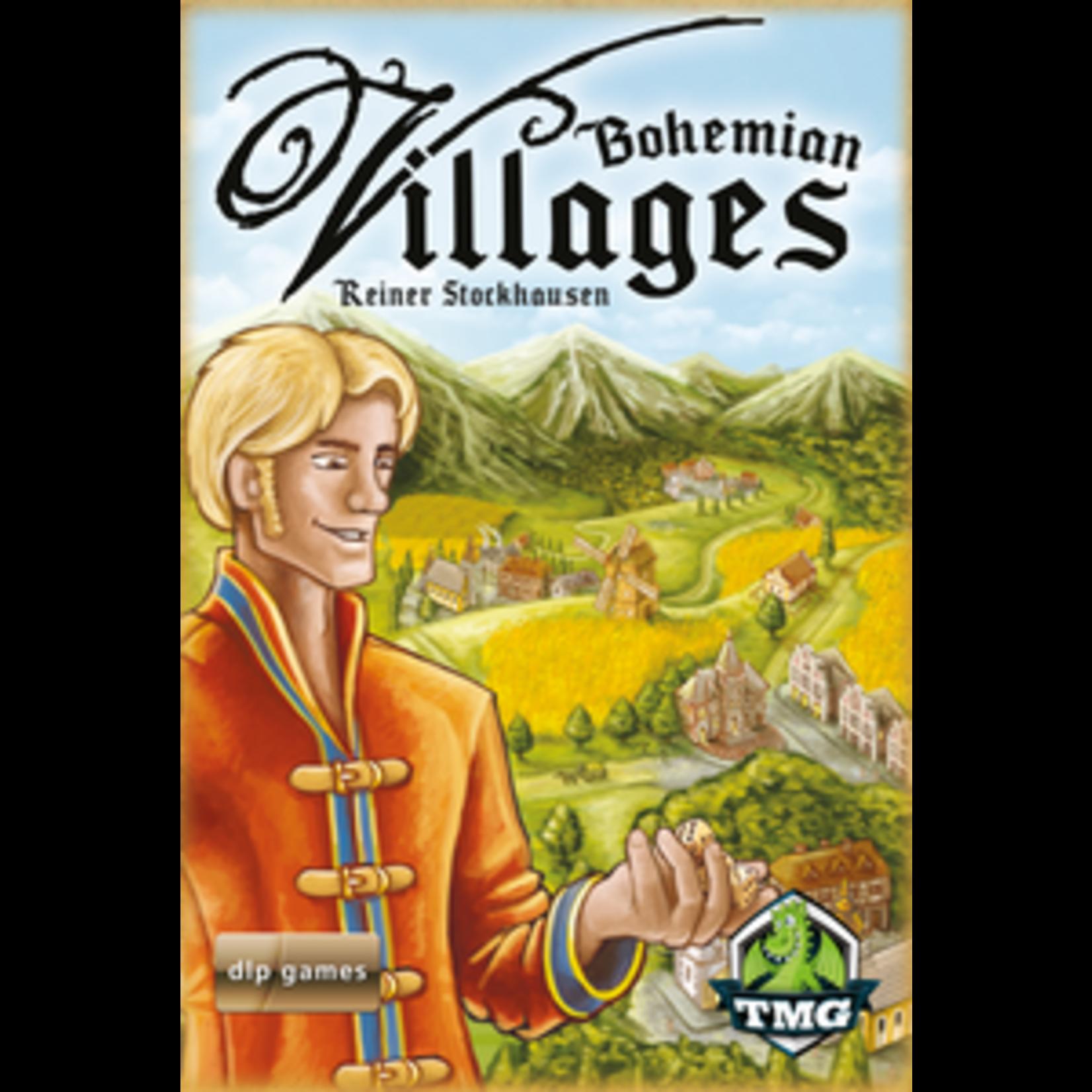 Tasty Minstrel Games Bohemian Villages