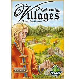 Tasty Minstrel Games Bohemian Villages