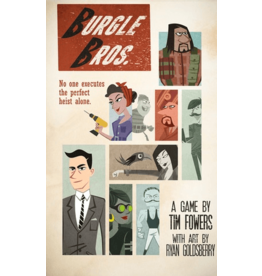 Fowers Games Burgle Bros.