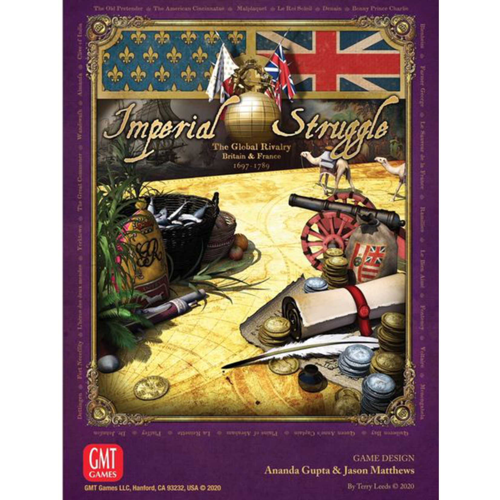 GMT Imperial Struggle