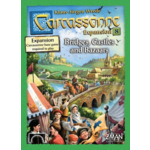 Z-Man Games Carcassonne: Bridges, Castles and Bazaars