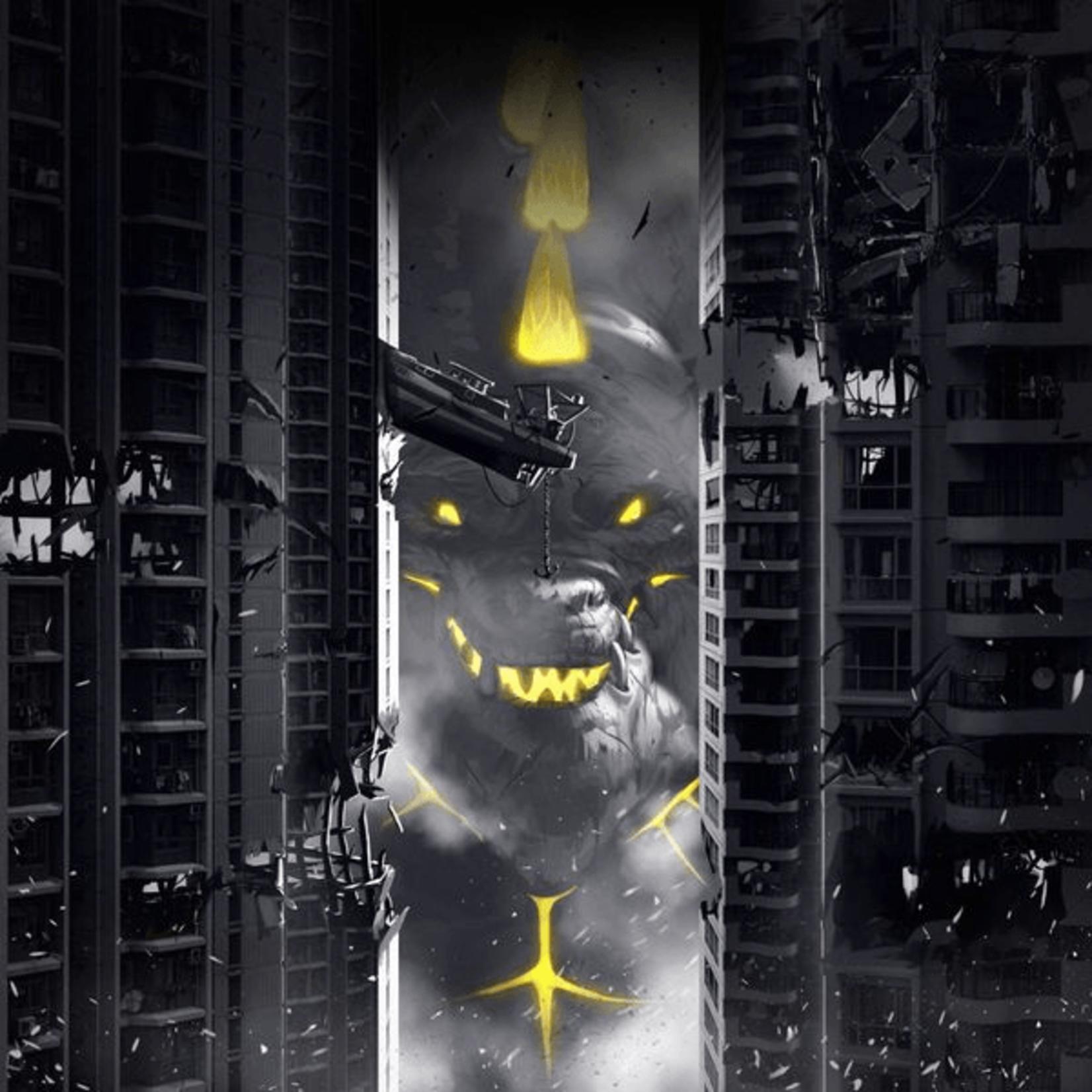 Iello King of Tokyo Dark Ed
