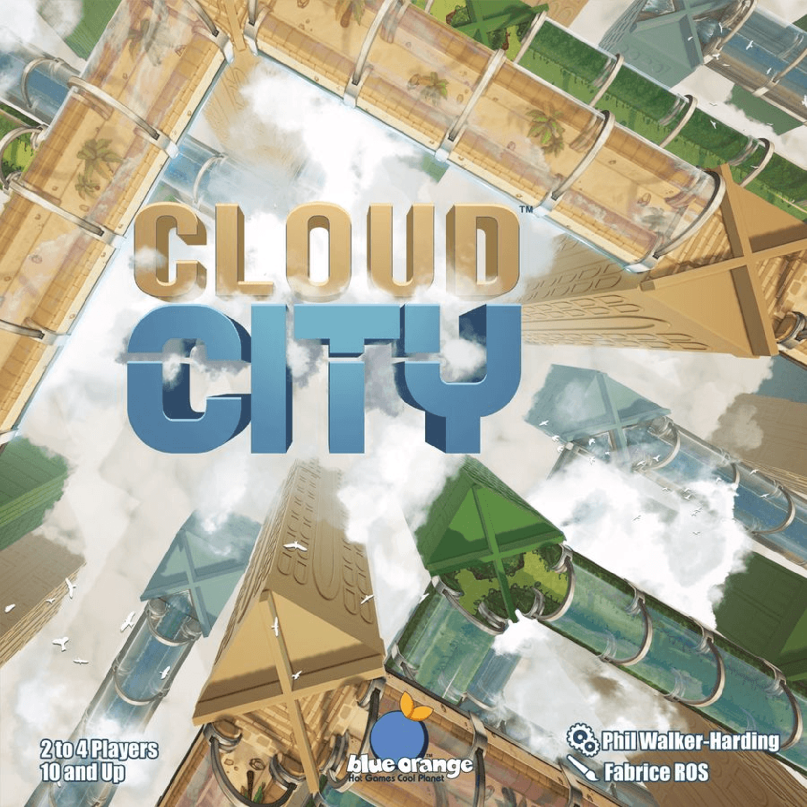 Blue Orange Games Cloud City