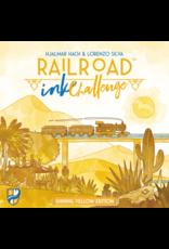 Railroad Ink: Shining Yellow