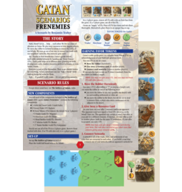 Catan Studio Catan: Frenemies