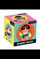Mudpuppy Little Feminist Memory Match