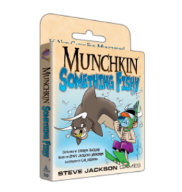 Steve Jackson Games Munchkin: Something Fishy