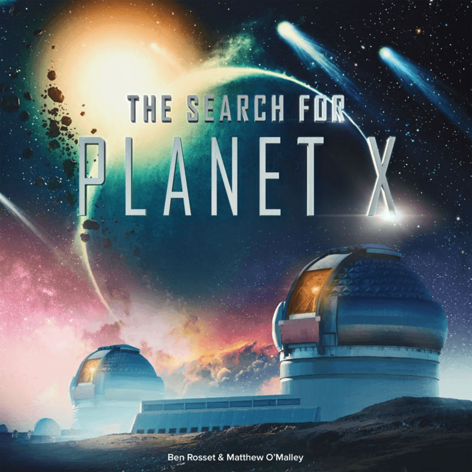 Renegade Game Studios The Search for Planet X