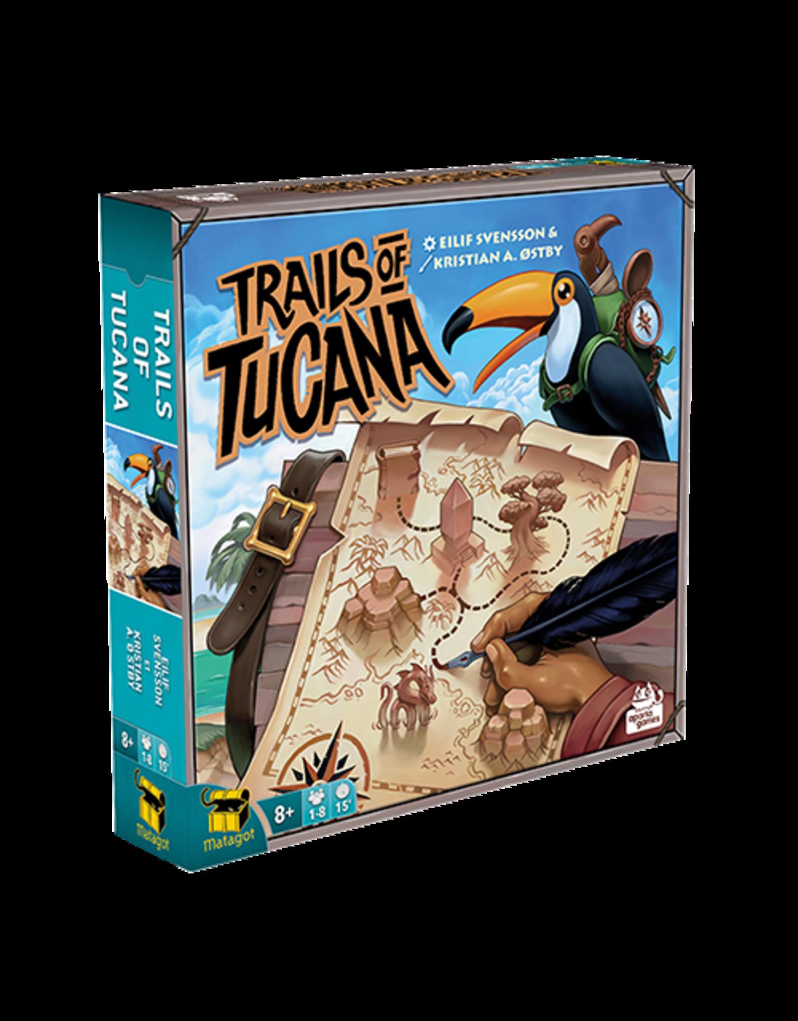 Asmodee Trails of Tucana