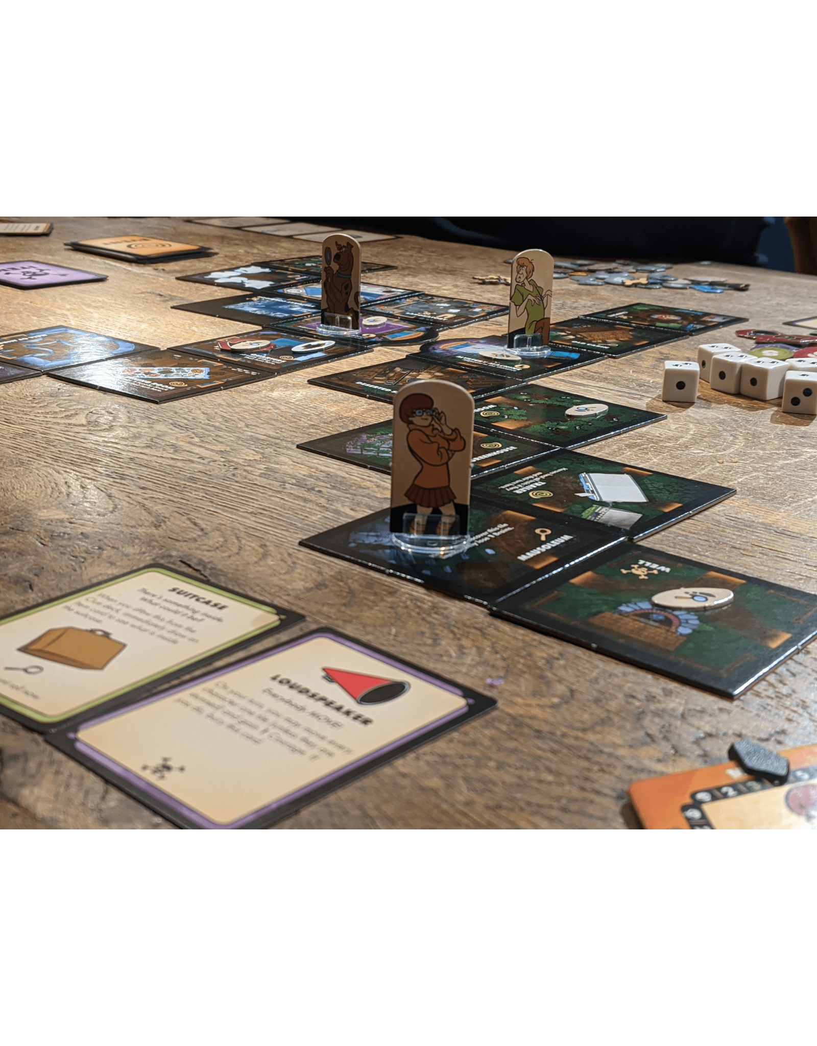 Wizards of the Coast Scooby Doo! Betrayal at Mystery Mansion