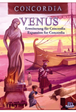 Rio Grande Games Concordia: Venus Exp.
