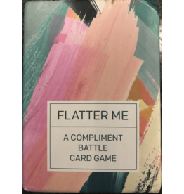 Flatter Me: A Compliment Battle Card Game