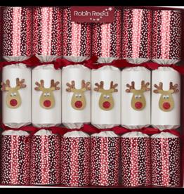 Robin Reed Crackers: Racing Reindeer