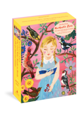 Workman Girl Who Reads to Birds 500pc
