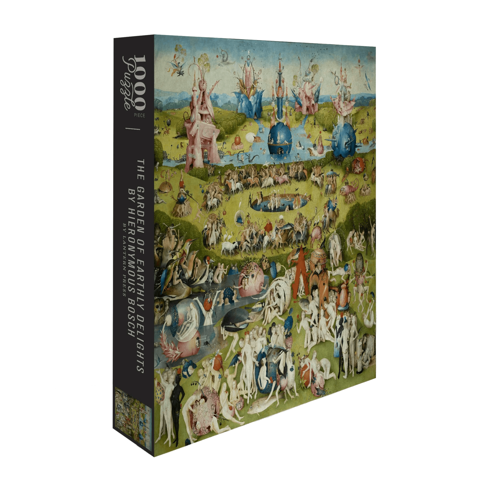 Garden of Earthly Delights 1000 pc