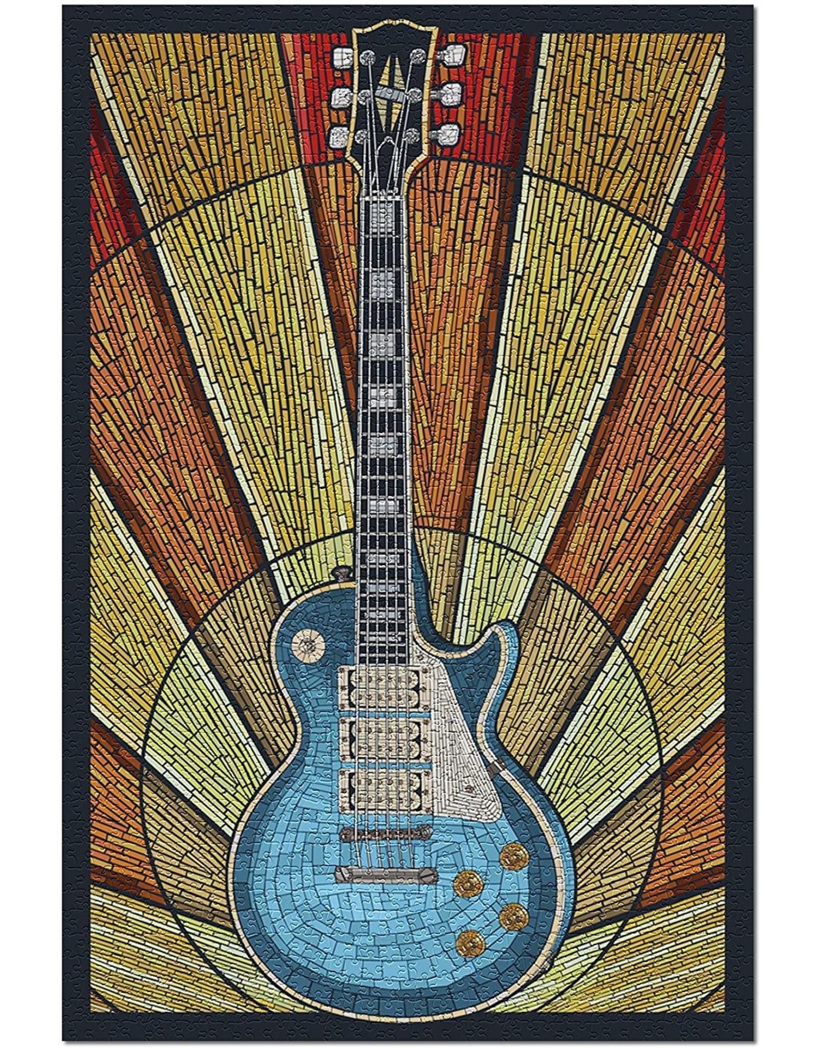 Guitar Mosaic 1000pc