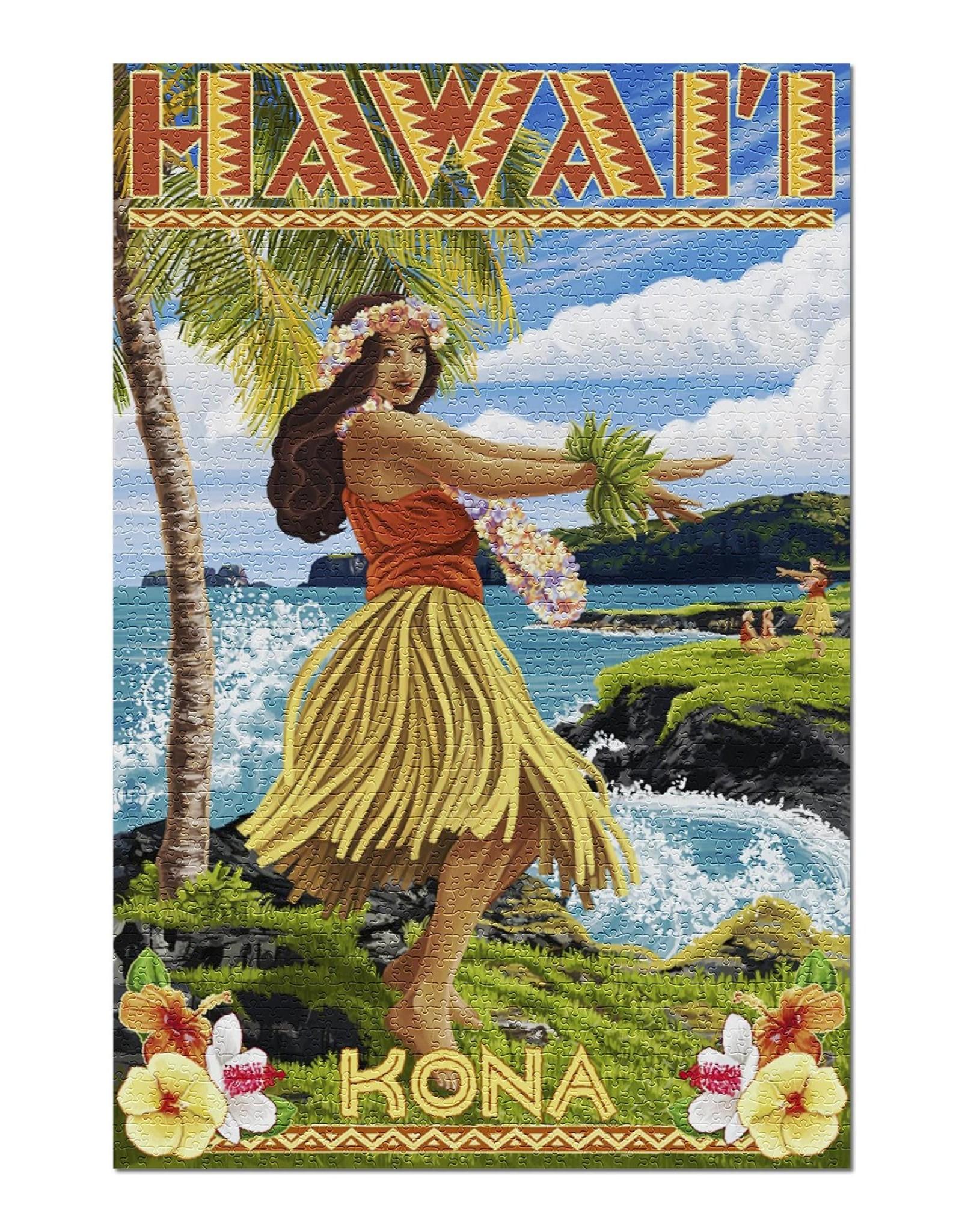 Kona Hawai'i 1000pc
