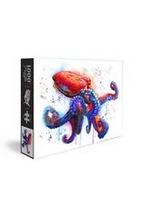 Octopus Watercolor 1000 pc