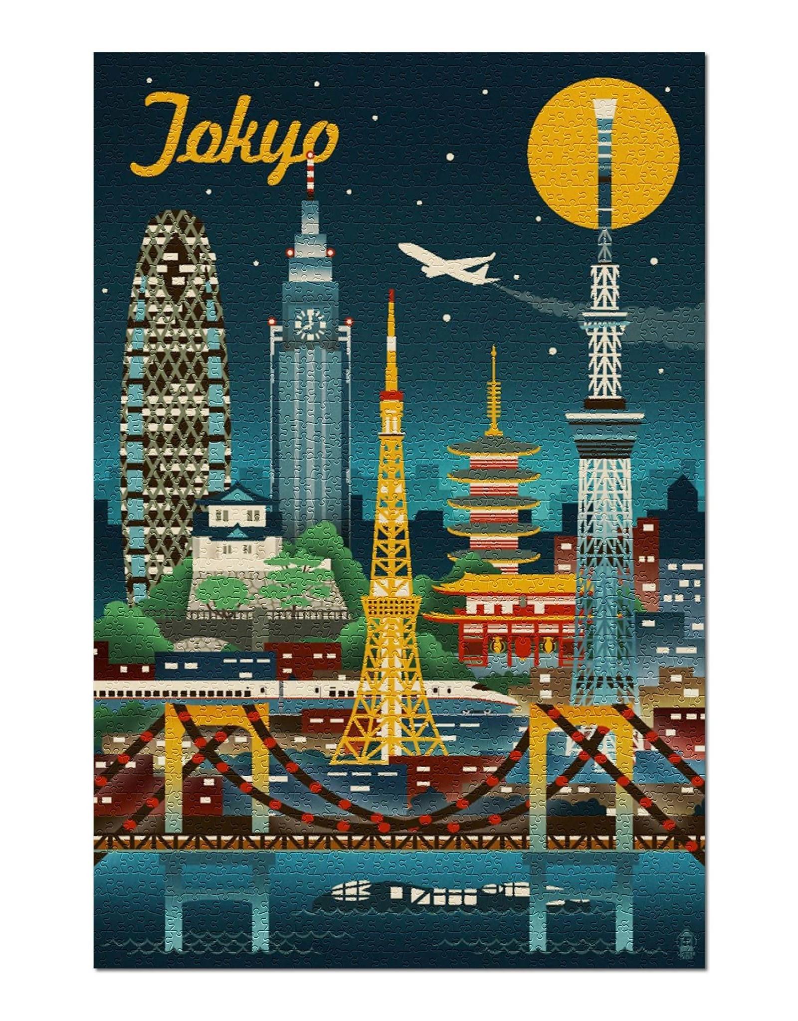 Tokyo Retro 1000pc