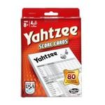 Hasbro Yahtzee Score Pad