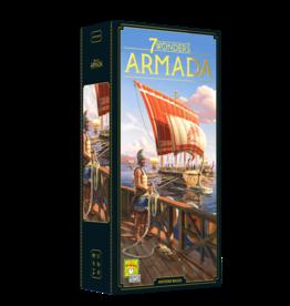 Asmodee 7 Wonders: Armada (New Ed)