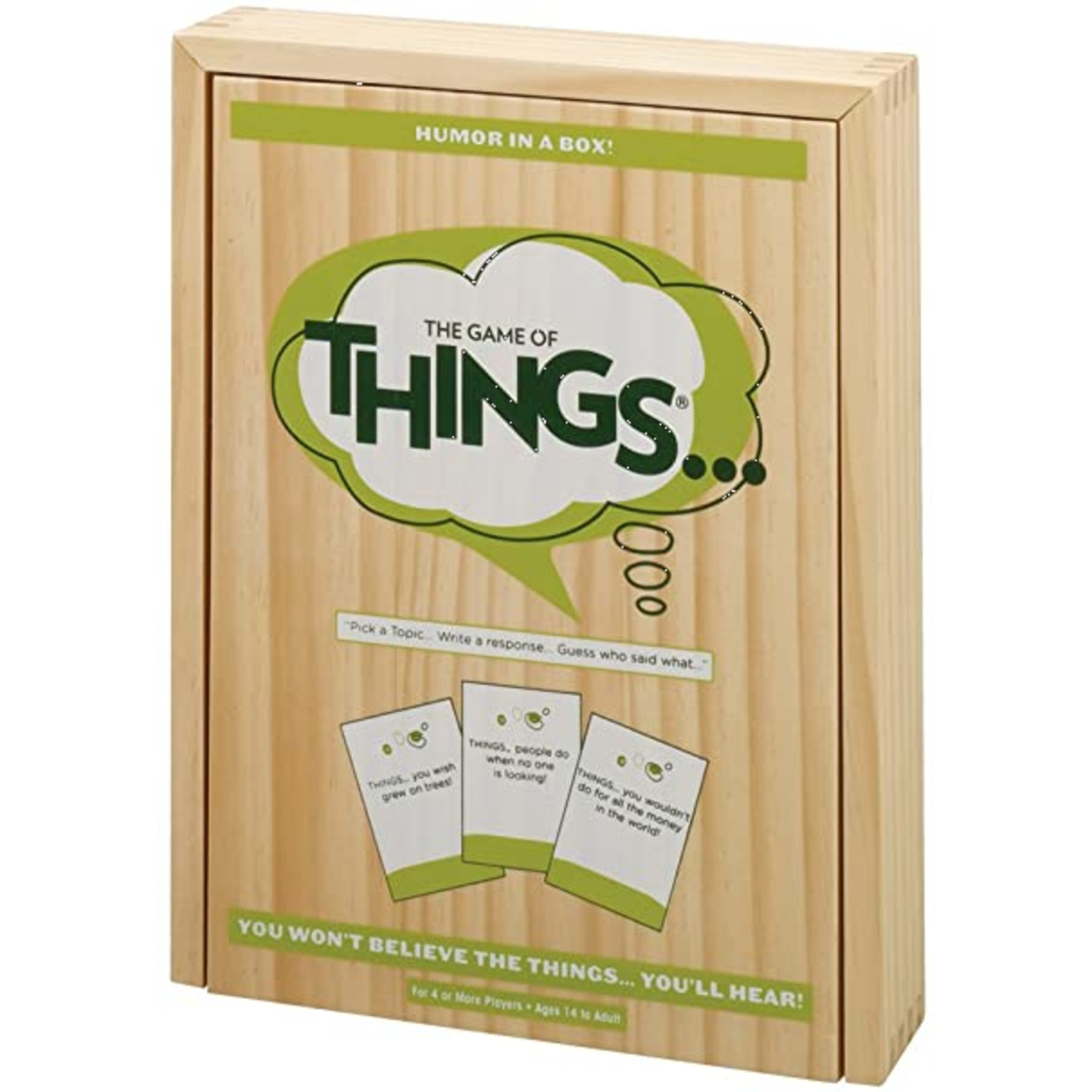 Play Monster The Game of Things