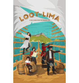 BoardGameTables.com Loot of Lima